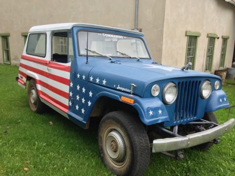 1970 Jeep Commando Jeepster na prodej