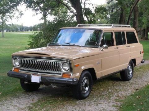 1977 Jeep Cherokee 5.9L na prodej