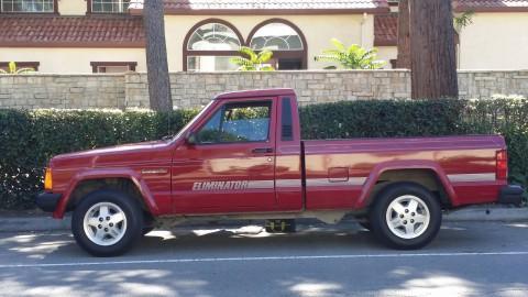 1991 Jeep Comanche / ELIMINATOR na prodej