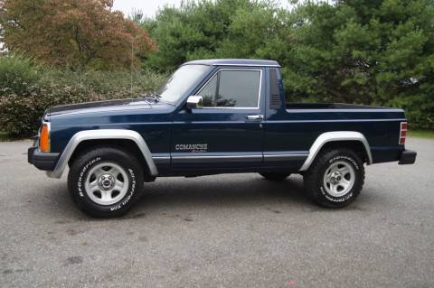 1996 Jeep Cherokee COMANCHE pickup na prodej
