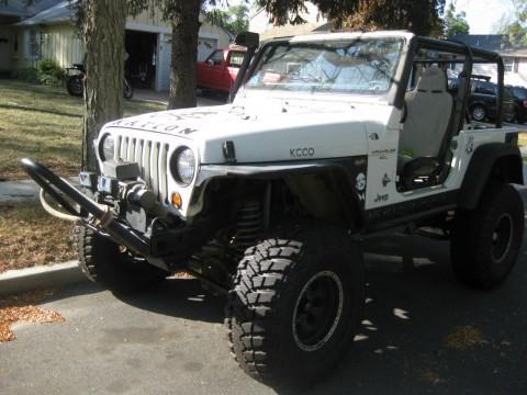 1998 Jeep: Wrangler SPORT na prodej