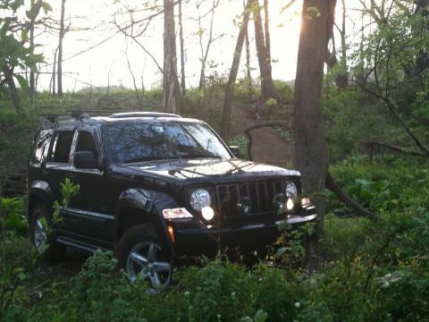 2009 Jeep Liberty Rocky Mountain Edition na prodej