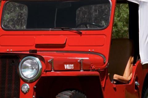 1949 Jeep CJ 3A na prodej