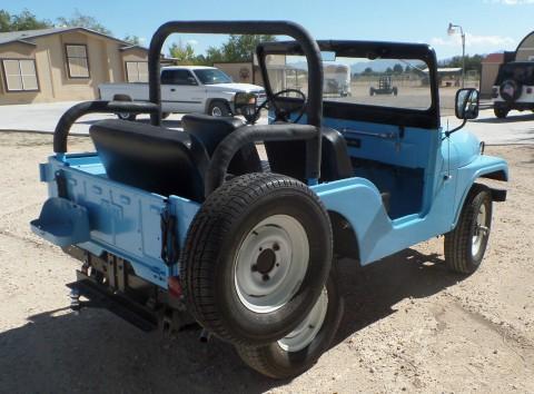 1964 Jeep CJ5 na prodej