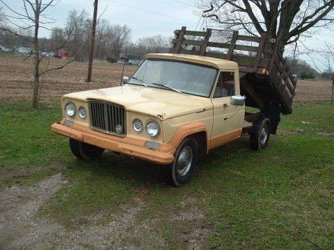 1964 Jeep Commando na prodej