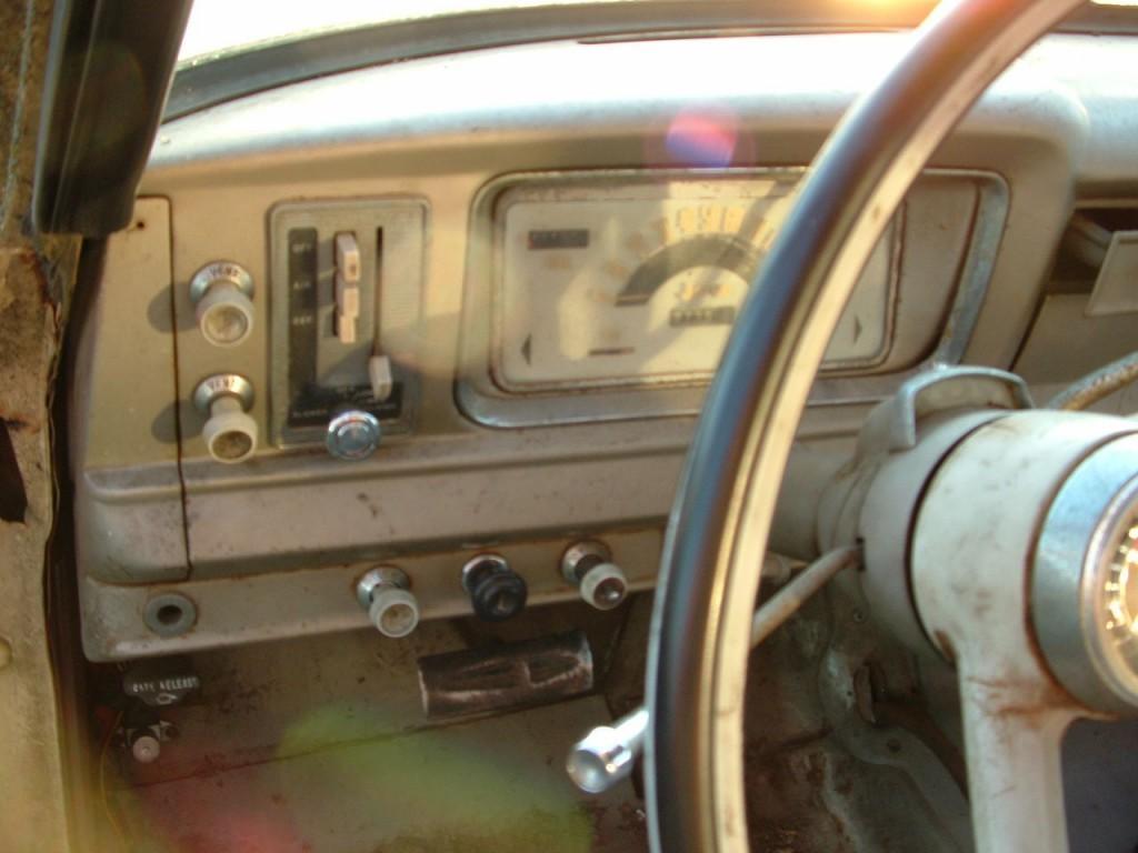 1964 Jeep Commando