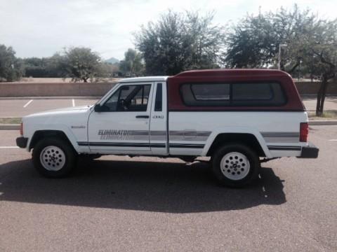 1992 Jeep Comanche na prodej