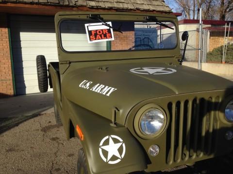 1967 Jeep CJ6 na prodej