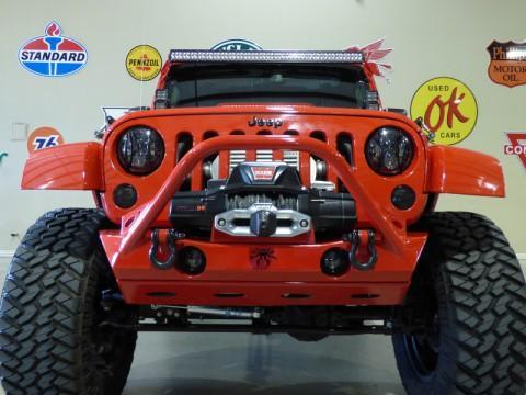 2014 Jeep Wrangler Sahara 4X4 na prodej