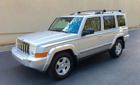 2006 Jeep Commander 5.7L 345Cu. V8 na prodej