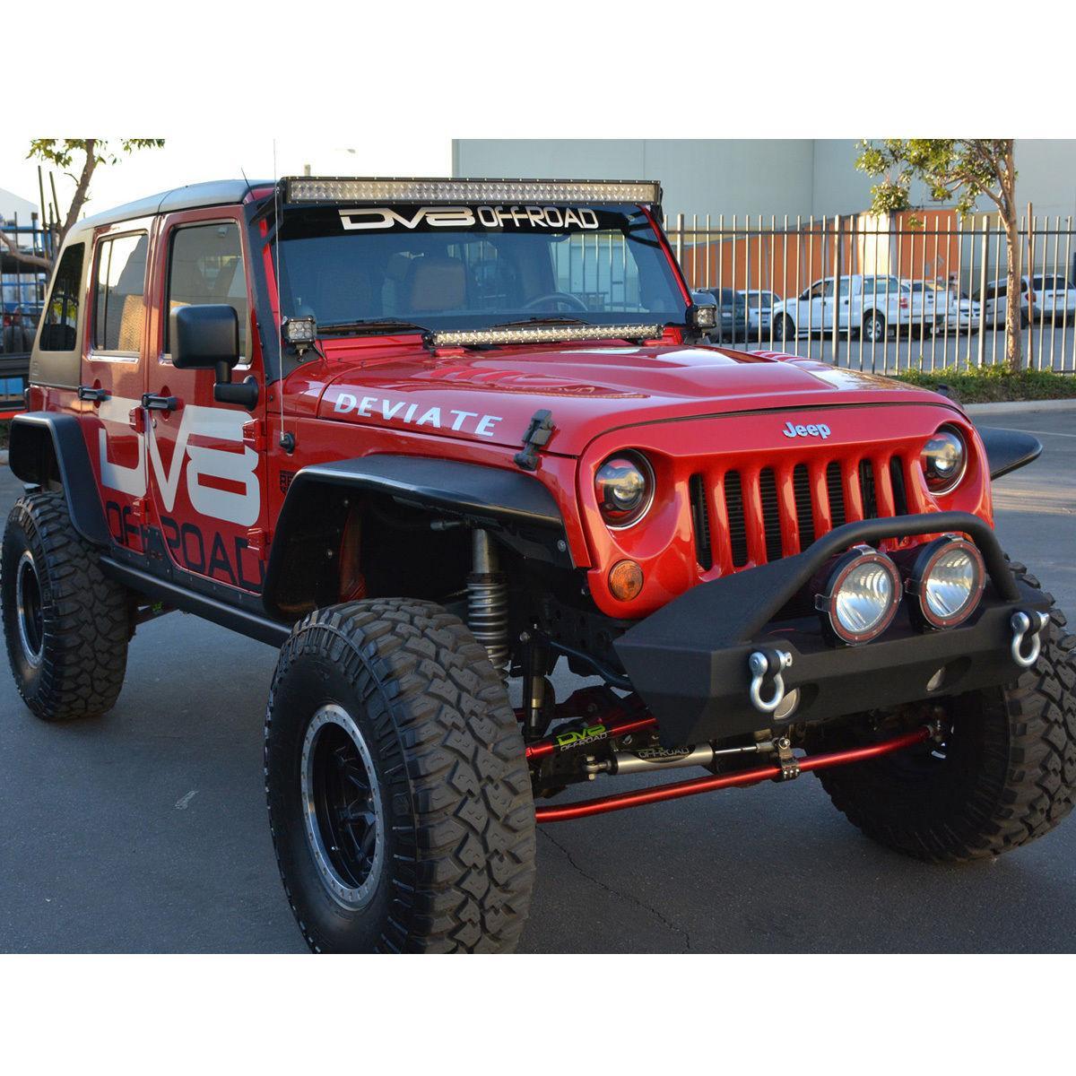 2012 Jeep Jk Rubicon Unlimited 4 Door Sema Na Prodej