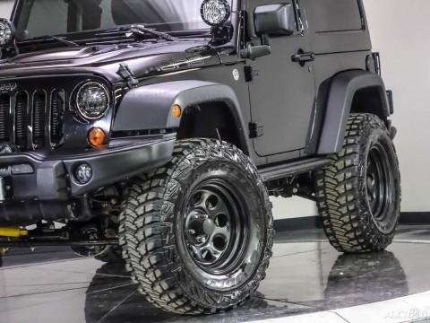 2013 Jeep Wrangler Moab na prodej
