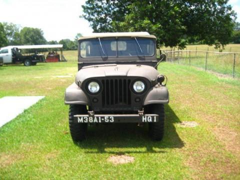 M38A1  Willys Jeep 1953 na prodej