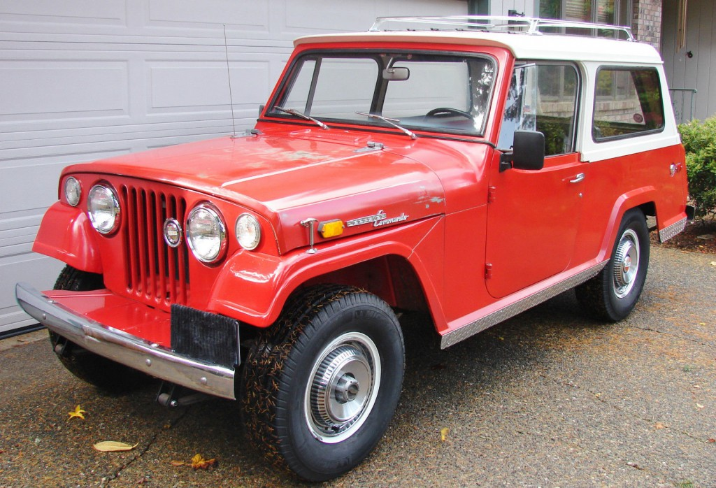 Jeep Commando Craigslist >> 1970 Jeep Commando na prodej