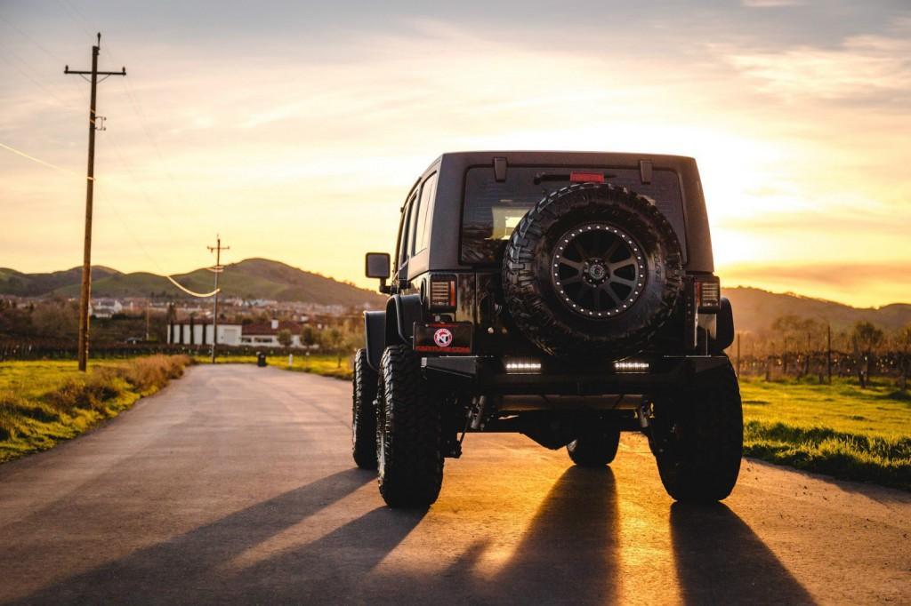 2016 Jeep Wrangler Unlimited Sport 4wd Na Prodej