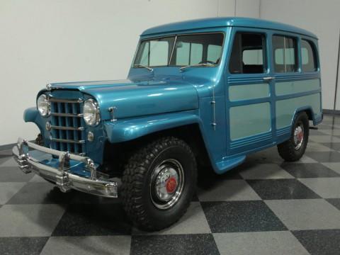 1951 Willys Station Wagon na prodej