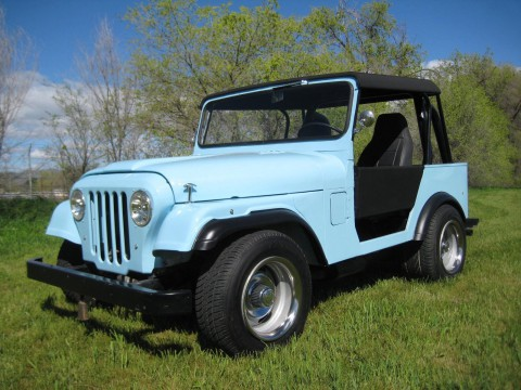 1979 Jeep CJ Postal na prodej