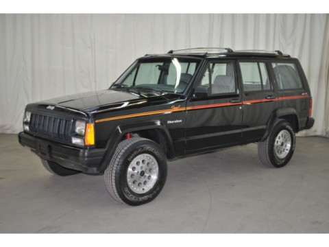 1991 Jeep Cherokee Sport 4X4 One Owner Only 89k na prodej