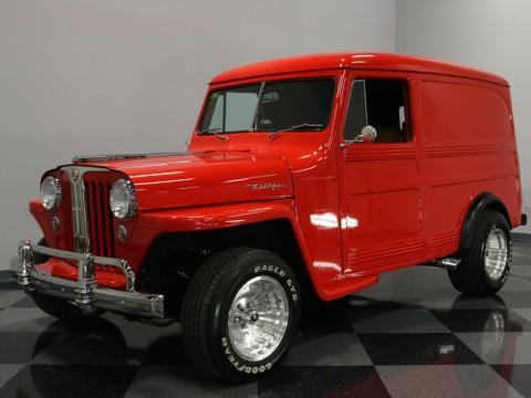 1947 Jeep Willys Wagon na prodej