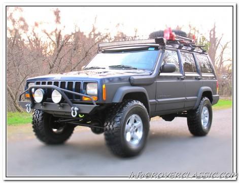 2001 Jeep Cherokee XJ SPORT 4×4 na prodej