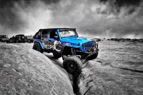 2014 Jeep Wrangler Unlimited LS3 V8, Polar Edition na prodej
