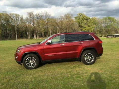 2015 Jeep Grand Cherokee Limited 4×4 na prodej