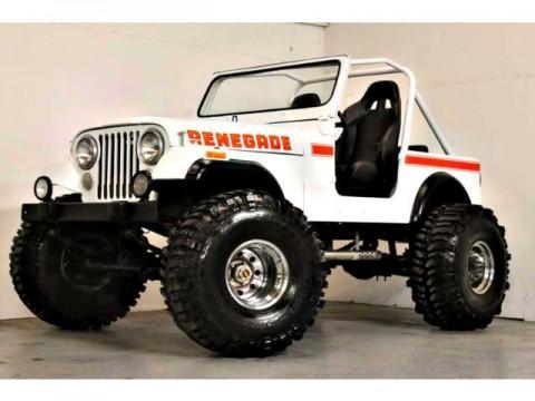 1980 Jeep CJ na prodej