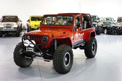 1991 Jeep Wrangler na prodej