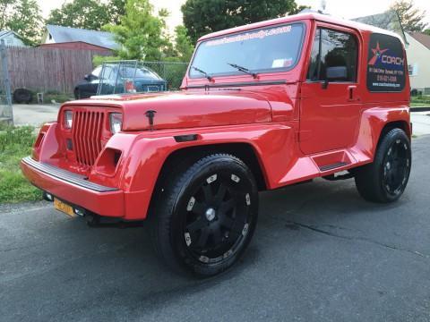 1992 Jeep Wrangler RENEGADE/ YJ na prodej