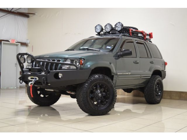Lifted Jeep Cherokee >> 2003 Jeep Grand Cherokee Lifted 4X4 na prodej