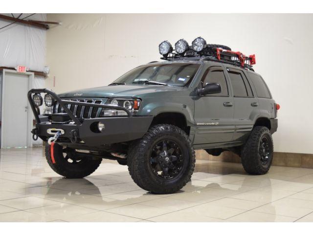 2003 Jeep Grand Cherokee Lifted 4x4 Na Prodej