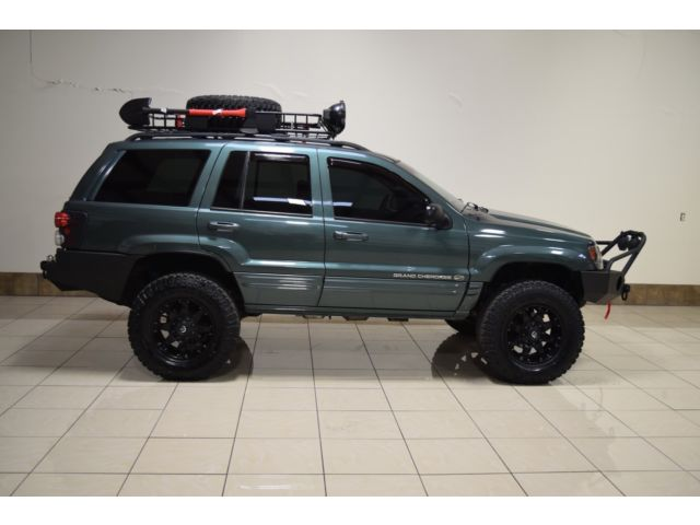 2003 jeep grand cherokee lifted 4x4 na prodej. Black Bedroom Furniture Sets. Home Design Ideas