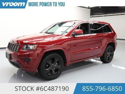 2014 Jeep Grand Cherokee Laredo na prodej