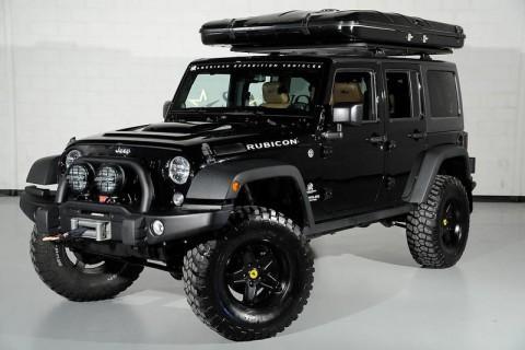 2014 Jeep Wrangler Unlimited Rubicon na prodej