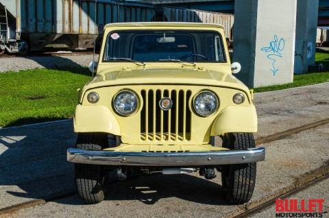 1968 Jeep  Commando Jeepster na prodej