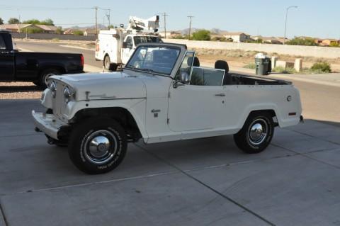1971 Jeep Commando Jeepster na prodej