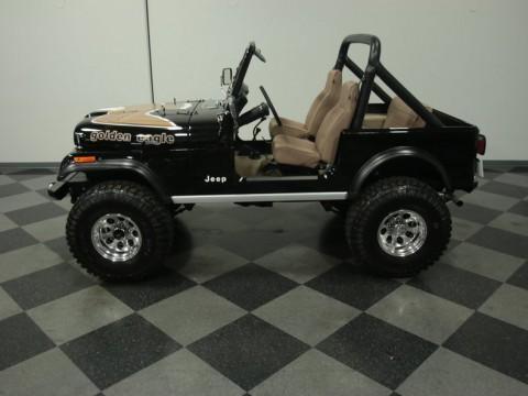 1985 Jeep CJ7 na prodej