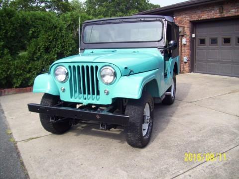 1961 Jeep CJ5 na prodej