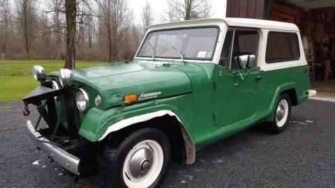1968 Jeep Commando na prodej