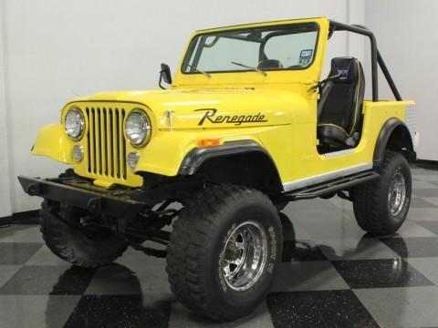 1979 Jeep CJ7 na prodej