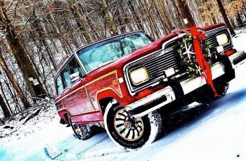 1983 Jeep Grand Wagoneer na prodej