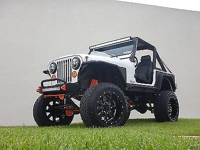 1984 Jeep CJ 7 na prodej