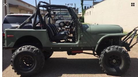 1985 Jeep CJ7 V8 na prodej