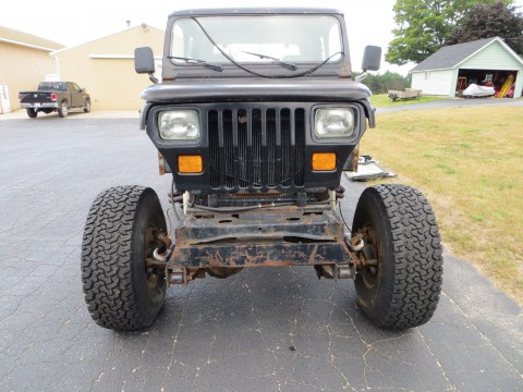1995 Jeep Wrangler 360 V8 Off Road Project / Toy na prodej
