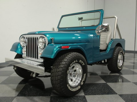 1978 Jeep CJ5 na prodej