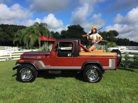 1984 Jeep Jeep Na Prodej