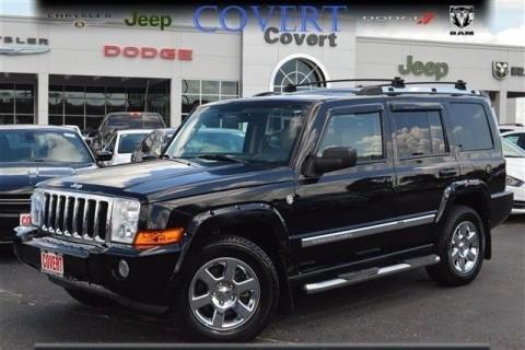 2006 Jeep Commander Limited 5.7L V8 16V na prodej