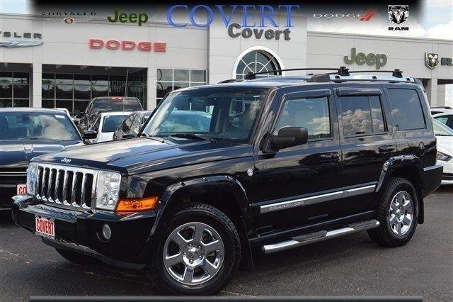 2006 Jeep Commander Limited 5 7l V8 16v Na Prodej