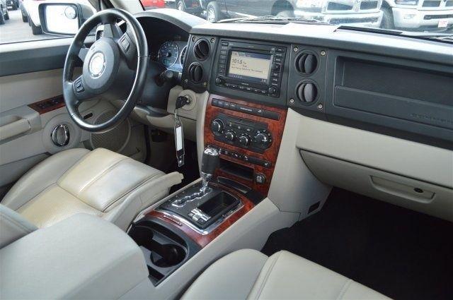 Service manual airbag deployment 2006 jeep commander for Interior lighting design manual