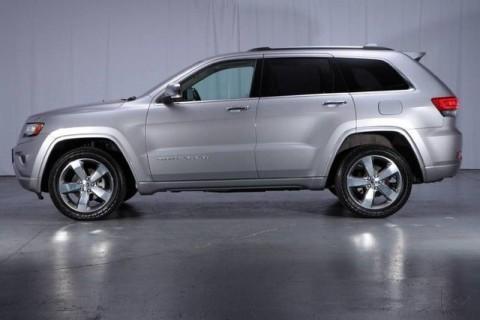 2014 Jeep Grand Cherokee Overland 4×4 na prodej